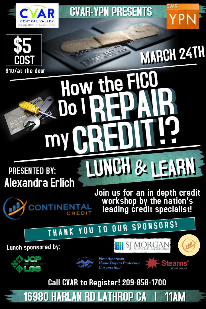 Photos Of Credit Repair Flyer