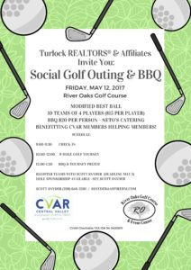 Turlock Council Social Golf Outing & BBQ @ River Oaks Golf Course | Ceres | California | United States