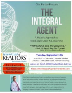 WCR - The Integral Agent / Clint Pardoe @ CVAR | Lathrop | California | United States
