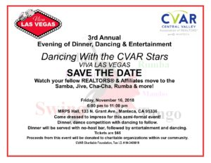 Manteca Council Dancing with the Stars @ MRPS Hall | Manteca | California | United States