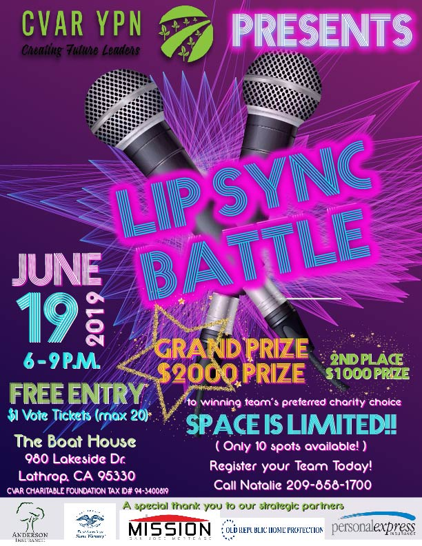 YPN Lip Sync Battle @ The Boathouse at River Islands