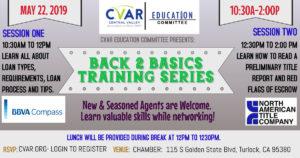 Back 2 Basics Training Series 2 @ Turlock Chamber of Commerce