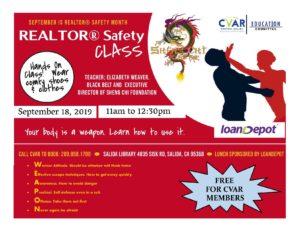 REALTOR Safety Class @ Salida Public Library