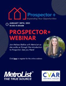 Navigate Prospector+ w/Melissa from Metrolist