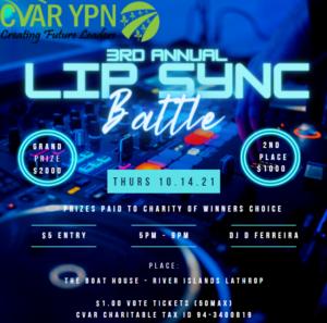 Lip Sync Battle @ The Boathouse River Islands