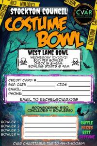 Stockton Council Costume BOWL @ West Lane Bowl
